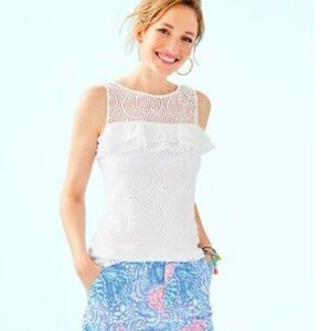 Lilly Pulitzer Tank Top New W/O tags.